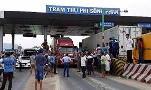 Trạm BOT Sông Phan giảm giá vé từ 16/1