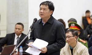 Ông Đinh La Thăng Lĩnh án 13 năm tù, Trịnh Xuân Thanh chung thân
