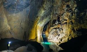 Vẻ nguyên sơ trong hang Sơn Đoòng sau 3 năm đón khách