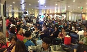 Cảng Hàng không Tân Sơn Nhất lưu ý hành khách bay dịp Tết 2018