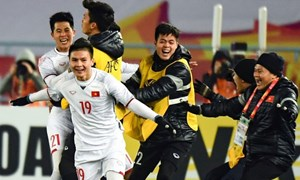 Thủ tướng tặng bằng khen cho đội tuyển U23 Việt Nam