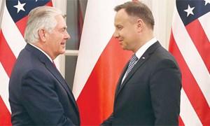 Thị trường năng lượng châu Âu: Mỹ tìm đường lấn sân Nga
