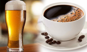 [Infographic] Tác động lên não bộ của bia vs cà phê như thế nào?
