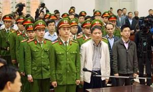 [Video] Thẩm phán đọc bản án với ông Trịnh Xuân Thanh