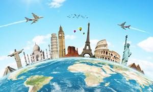 Những độc chiêu để du lịch vòng quanh thế giới miễn phí