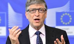 """Tỷ phú thế giới chỉ trích chương trình cải cách thuế """"thiên vị"""" người giàu"""