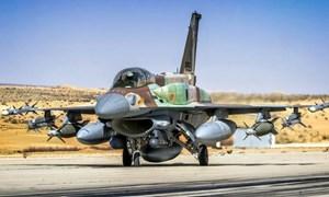 [Infographic] Dàn khí tài không cứu nổi tiêm kích Israel trước tên lửa Syria