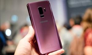 Ảnh thực tế bộ đôi Galaxy S9 và S9+