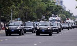 Bảo vệ vận chuyển hàng đặc biệt của Nhà nước như thế nào?