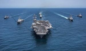 [Video] Đà Nẵng chuẩn bị tiếp đón tàu sân bay Mỹ như thế nào?