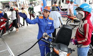 Ổn định giá các mặt hàng xăng, dầu