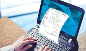 Một số vấn đề về hóa đơn điện tử