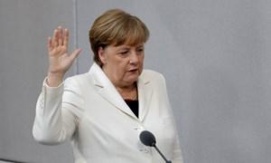[Video] Thủ tướng Đức tuyên thệ nhậm chức nhiệm kỳ thứ tư