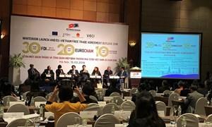 EuroCham Công bố sách Trắng 2018: Lạc quan về môi trường kinh doanh tại Việt Nam
