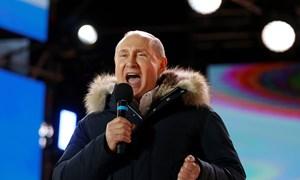 [Video] Nhìn lại con đường đắc cử tổng thống nhiệm kỳ 4 của Putin