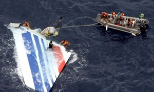 [Infographic] Thêm dự đoán về vị trí MH370 mất tích bí ẩn