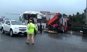 [Infographic] Nhìn lại diễn biến bốn vụ tai nạn trên cao tốc Pháp Vân