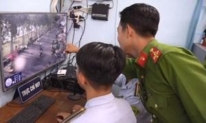 [Video] Sử dụng camera để xử phạt lấn chiếm vỉa hè