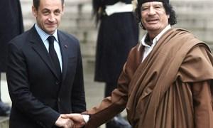 [Video] Cựu tổng thống Pháp Sarkozy bị bắt