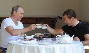 [Infographic] 5 thói quen tốt trong lối sống của Tổng thống Putin?