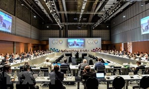 G20 ngăn chặn chủ nghĩa bảo hộ, chiến tranh thương mại