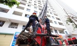 Hà Nội còn 29 chung cư vi phạm phòng cháy chữa cháy