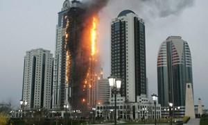 Hà Nội: Hàng trăm chung cư cao tầng chưa có bảo hiểm cháy, nổ