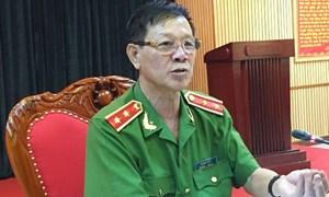 [Infographic] Cựu tổng cục trưởng cảnh sát Phan Văn Vĩnh là ai?