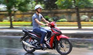 [Infographic] Xe mô tô, xe gắn máy sẽ phải dán nhãn tiêu thụ năng lượng bắt buộc
