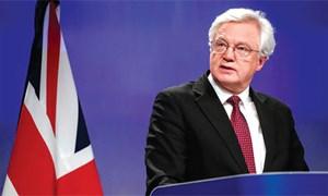 Anh - EU bước vào vòng đàm phán cam go