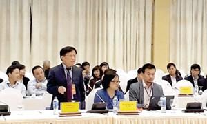 Việt Nam phải trở thành trung tâm logistics của khu vực