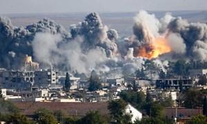 [Infographic] Hé lộ các vũ khí trong vụ không kích Syria