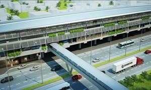 [Infographic] Bao giờ hoàn thành hai nhà ga tuyến metro Bến Thành - Suối Tiên?