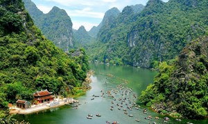 Vẻ đẹp dấu tích Tràng An hơn 1000 năm lịch sử