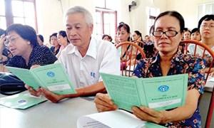 Đề xuất cải cách chính sách bảo hiểm xã hội
