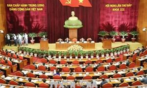 [Infographic] Nội dung quan trọng của Hội nghị lần thứ bảy Ban Chấp hành Trung ương Đảng khóa XII