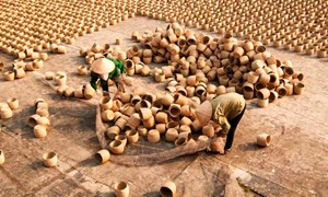 Khám phá làng nghề dệt cói lâu đời Kim Sơn