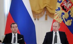[Infographic] Nội các mới của Chính phủ Nga gồm những ai?