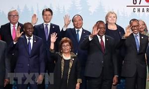 [Video] Hoạt động của Thủ tướng Nguyễn Xuân Phúc tại Hội nghị G7 mở rộng
