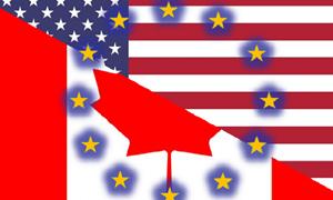 Canada và EU tuyên bố đáp trả quyết định áp thuế của Mỹ