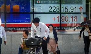 Chứng khoán châu Á và USD bật tăng nhờ tín hiệu tích cực từ hội nghị Trump – Kim