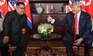 [Infographic] Dư luận các nước lạc quan về tiến trình phi hạt nhân hoá bán đảo Triều Tiên