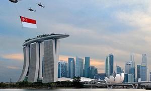 Singapore ước tính thu về hơn 500 triệu USD nhờ cuộc gặp Trump-Kim