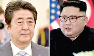 Nhật Bản - Triều Tiên có thể tiến hành hội nghị thượng đỉnh