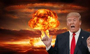 """Tổng thống Trump """"khen"""" Chủ tịch Kim Jong-un mạnh mẽ"""