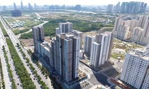Thị trường căn hộ trung cấp và bình dân TP. Hồ Chí Minh sụt giảm mạnh