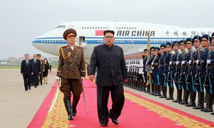 Triều Tiên khiến Singapore bối rối vì an ninh tối mật cho Kim Jong-un