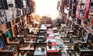 [Video] Căn hộ bé như phòng trọ giá 6 triệu đôla Hong Kong