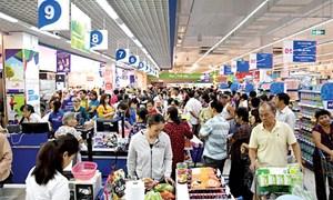 Ngành bán lẻ: Tăng trưởng nhưng khó cạnh tranh