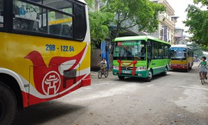 [Infographic] Hà Nội mở tuyến xe buýt sử dụng nhiên liệu sạch từ 1/7/2018